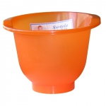 Baignoir Shantala orange