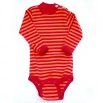 Engel Baby-Body laine/soie