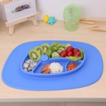 Assiette bol et set de table pour bébé