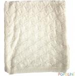 Couverture en laine de merino