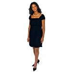 PAOLA MARIA Chiffon Dress 2001