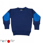 ManyMonths Pullover with Elbow Patches