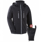 mamalila veste pour homme softshell